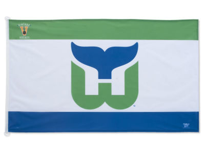 Hartford Whalers 3x5ft Flag