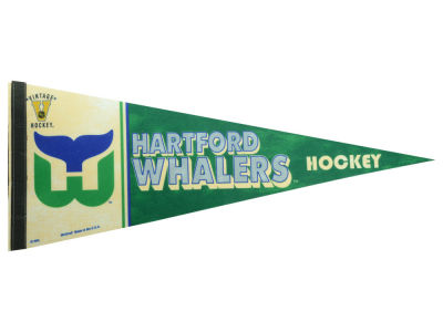 Hartford Whalers 12x30in Pennant