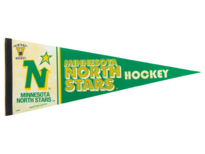 Minnesota North Stars 12x30in Pennant