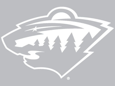 "Minnesota Wild Die Cut Decal 8""x8"""