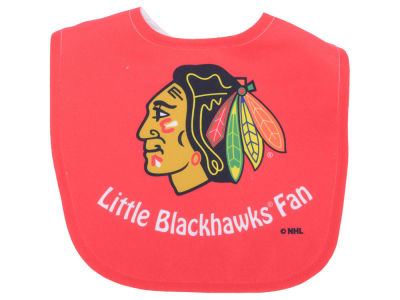 Chicago Blackhawks All Pro Baby Bib