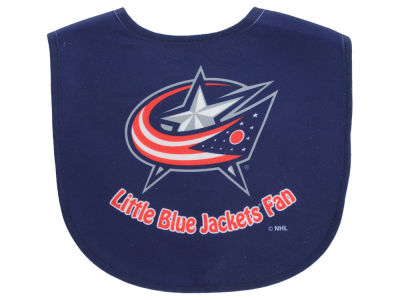 Columbus Blue Jackets All Pro Baby Bib