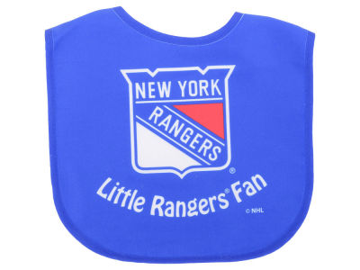 New York Rangers All Pro Baby Bib