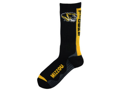 Missouri Tigers Team Vortex Crew Sock
