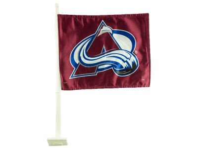 Colorado Avalanche Car Flag