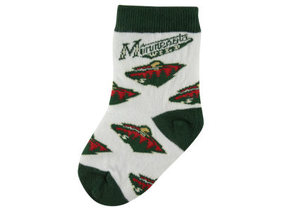 Minnesota Wild For Bare Feet Socks