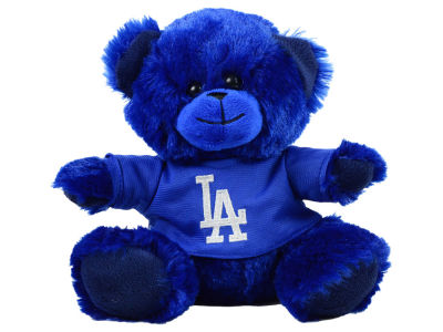 Los Angeles Dodgers 7.5inch Premium Plush Shirt Bear