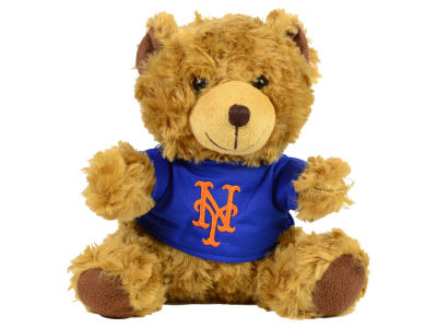 New York Mets 7.5inch Premium Plush Shirt Bear