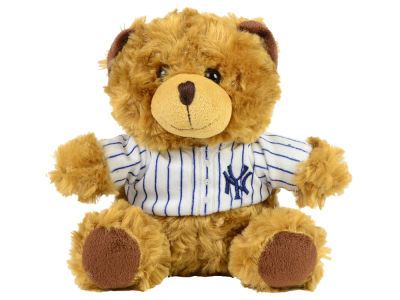 New York Yankees 7.5inch Premium Plush Shirt Bear