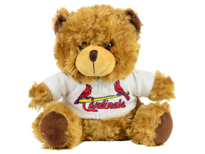 St. Louis Cardinals 7.5inch Premium Plush Shirt Bear