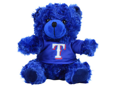 Texas Rangers 7.5inch Premium Plush Shirt Bear