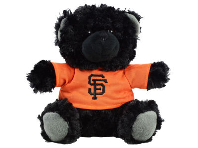 San Francisco Giants 7.5inch Premium Plush Shirt Bear