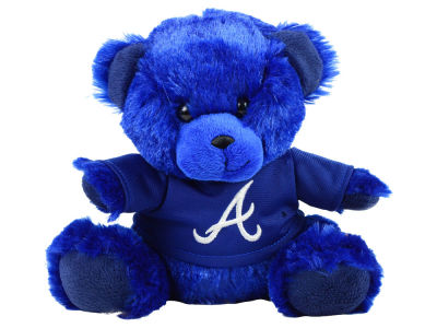 Atlanta Braves 7.5inch Premium Plush Shirt Bear