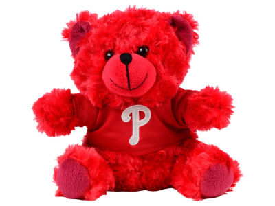 Philadelphia Phillies 7.5inch Premium Plush Shirt Bear