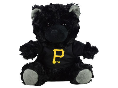 Pittsburgh Pirates 7.5inch Premium Plush Shirt Bear
