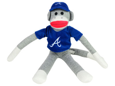 Atlanta Braves Sock Monkey