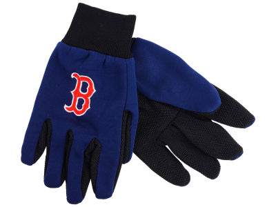 Boston Red Sox Solid Utility Gloves