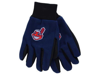 Cleveland Indians Solid Utility Gloves