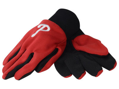 Philadelphia Phillies Solid Utility Gloves