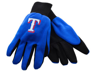 Texas Rangers Solid Utility Gloves