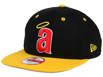 Los Angeles Angels New Era MLB Team Elite 9FIFTY Snapback Cap