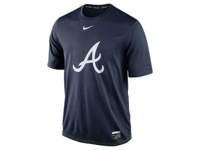 Atlanta Braves Nike MLB Men's Logo Legend 1.5 T-Shirt