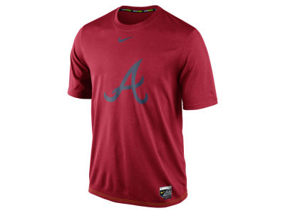 Atlanta Braves Nike MLB Men's AC Logo Legend T-Shirt