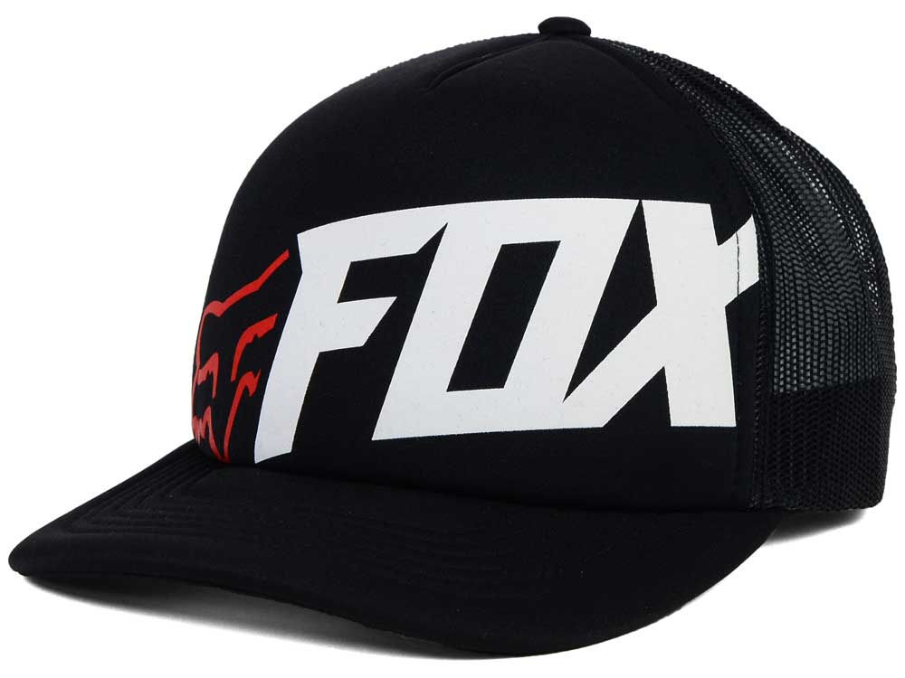 nice cheap on feet at new collection good fox racing trucker cap 942b7 73173