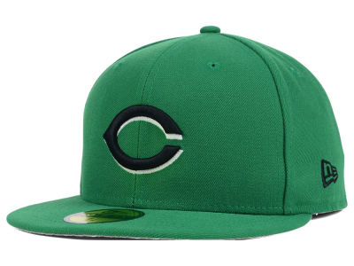 Cincinnati Reds New Era MLB C-Dub 2.0 59FIFTY Cap