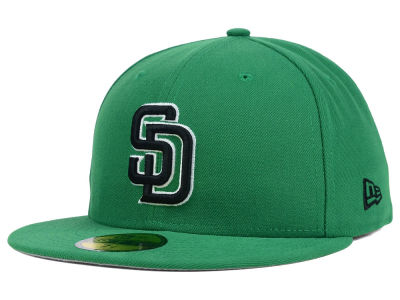 San Diego Padres New Era MLB C-Dub 2.0 59FIFTY Cap
