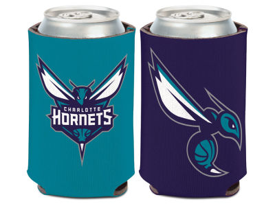Charlotte Hornets Can Coozie
