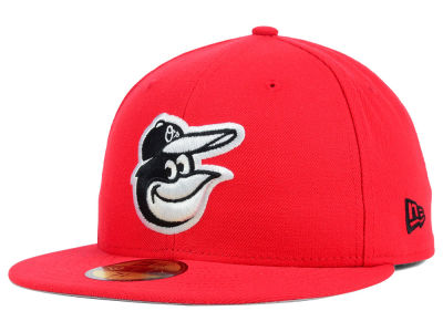 Baltimore Orioles New Era MLB C-Dub 2.0 59FIFTY Cap