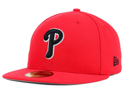 Philadelphia Phillies New Era MLB C-Dub 2.0 59FIFTY Cap