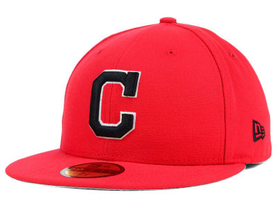 Cleveland Indians New Era MLB C-Dub 2.0 59FIFTY Cap