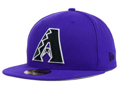 Arizona Diamondbacks New Era MLB C-Dub 2.0 59FIFTY Cap