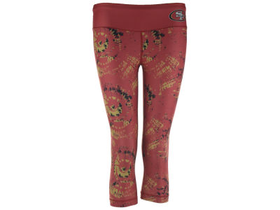 San Francisco 49ers La Tilda NFL Women's Thematic Capri Pants