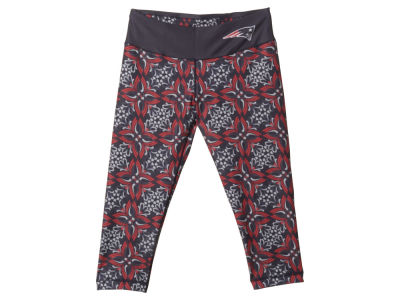 New England Patriots La Tilda NFL Women's Thematic Capri Pants