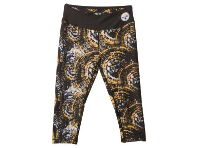 Pittsburgh Steelers La Tilda NFL Women's Thematic Capri Pants