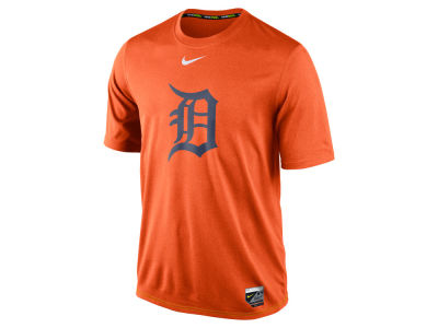 Detroit Tigers Nike MLB Men's AC Logo Legend T-Shirt