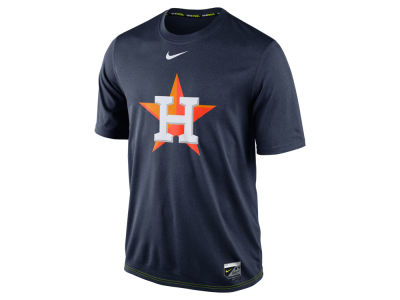 Houston Astros Nike MLB Men's AC Logo Legend T-Shirt