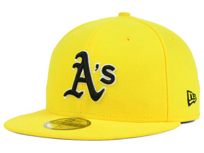 Oakland Athletics New Era MLB C-Dub 2.0 59FIFTY Cap