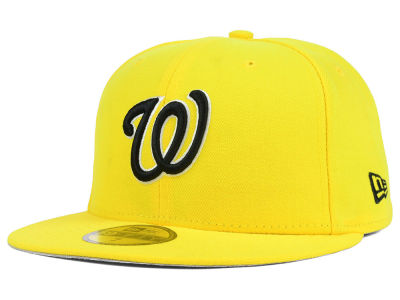 Washington Nationals New Era MLB C-Dub 2.0 59FIFTY Cap