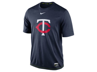Minnesota Twins Nike MLB Men's AC Logo Legend T-Shirt