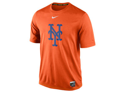 New York Mets Nike MLB Men's AC Logo Legend T-Shirt
