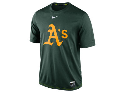 Oakland Athletics Nike MLB Men's AC Logo Legend T-Shirt