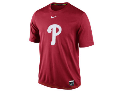 Philadelphia Phillies Nike MLB Men's AC Logo Legend T-Shirt