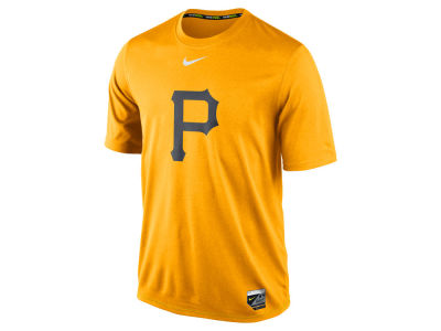 Pittsburgh Pirates Nike MLB Men's AC Logo Legend T-Shirt