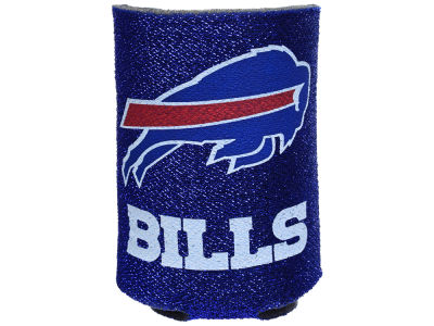 Buffalo Bills Glitter Can Coozie