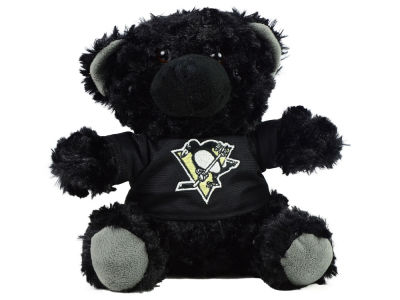 Pittsburgh Penguins 7.5inch Premium Plush Shirt Bear