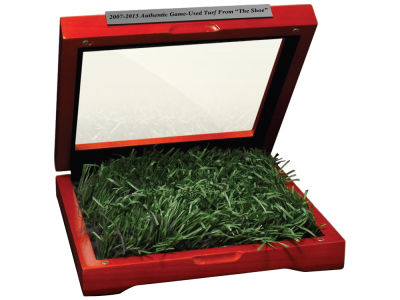 Ohio State Buckeyes 7x7 Turf Box Green